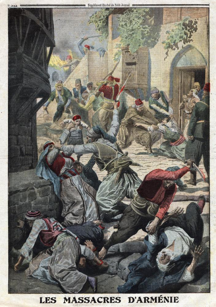 Génocide arménien et assassinat des chrétiens d'Orient toujours d'actualité