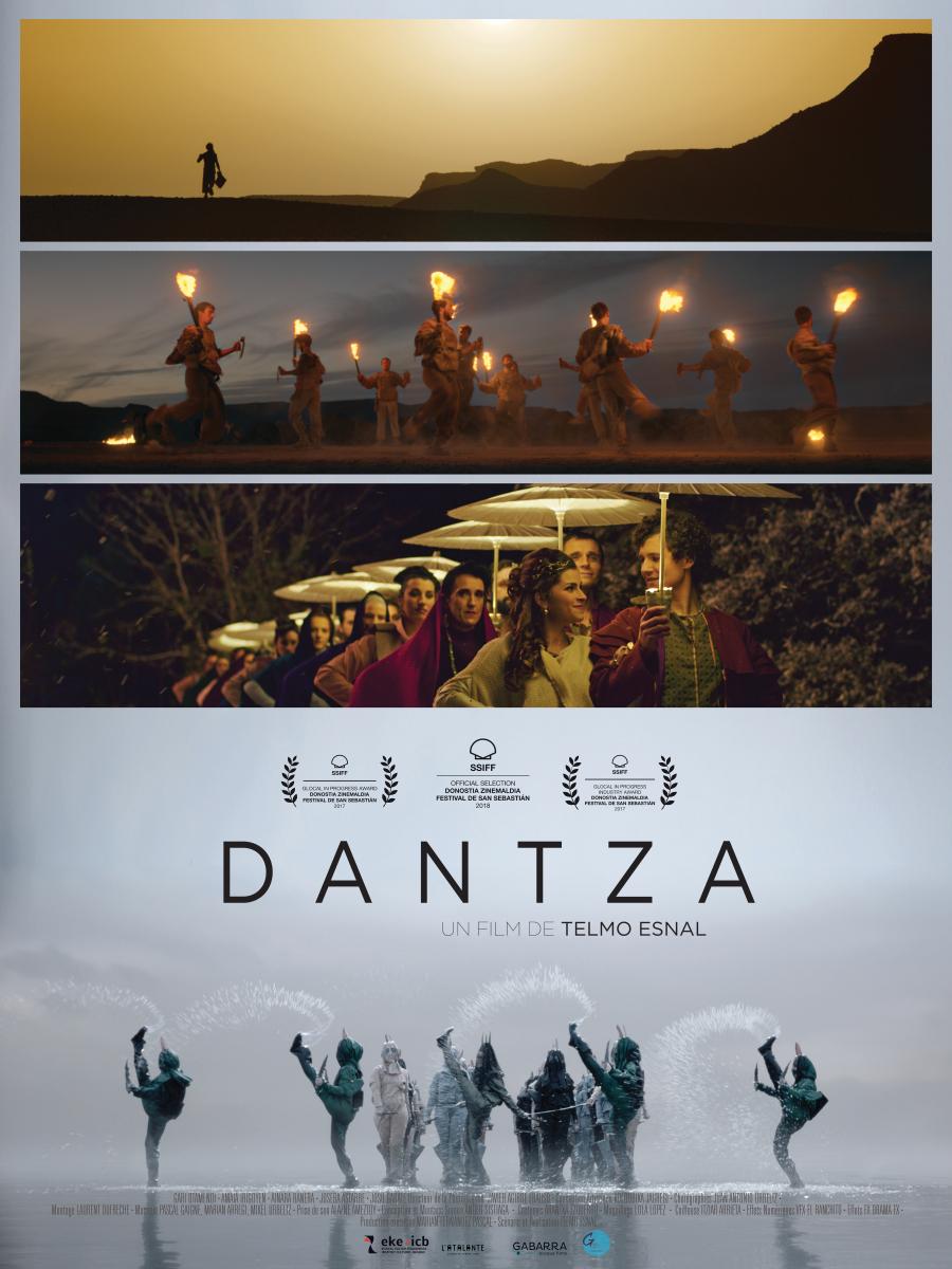 «Dantza» de Telmo Esnal projeté à Biriatou