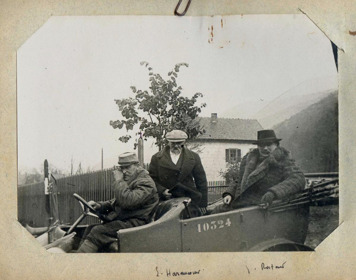 Vendredi Saint 1918: la Grosse Bertha délocalise l'Opéra Comique de Paris à Biarritz… et Arnaga!