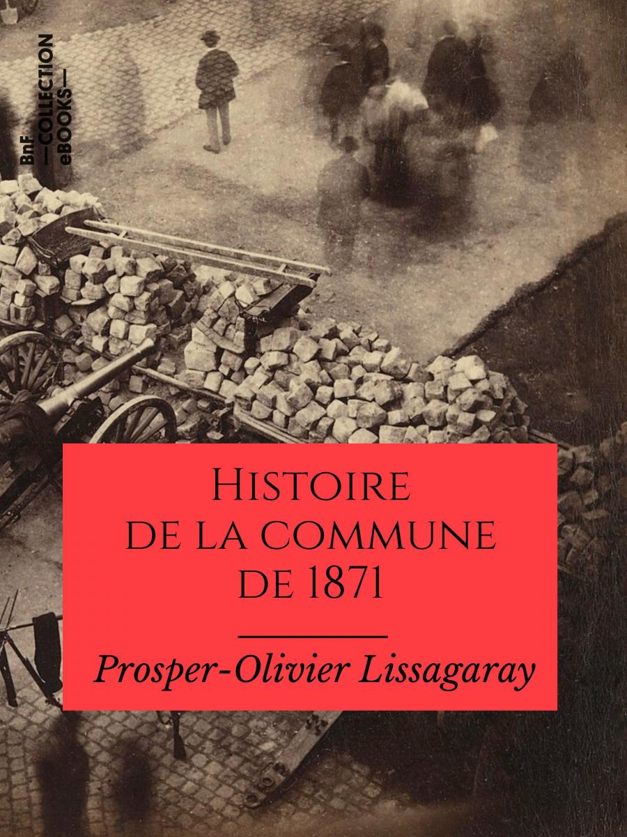 zHistoire2 Prosper Olivier Lissagaray livre.jpg