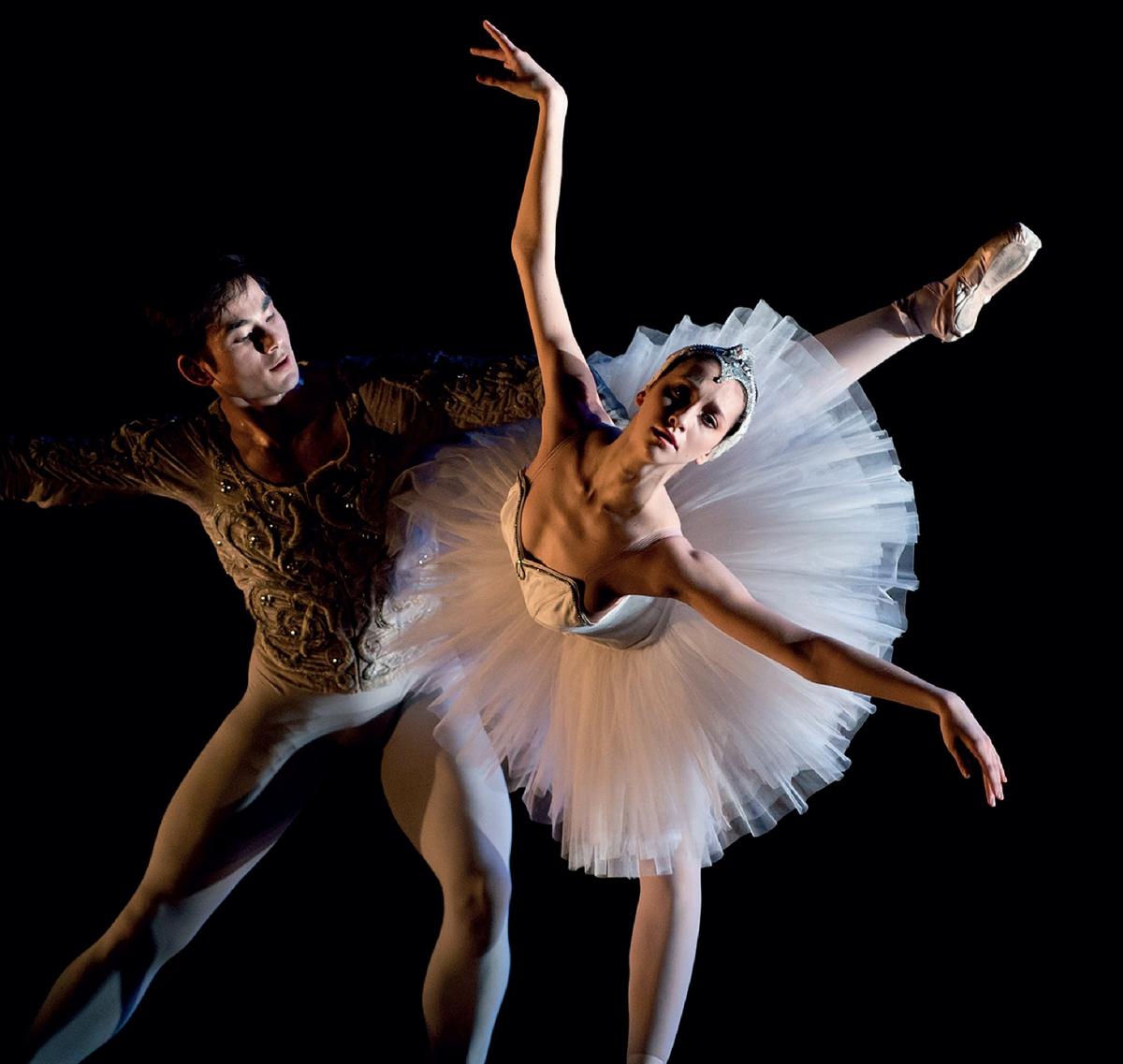 Anglet: les brillants talents du ballet de l'Opéra de Paris au théâtre Quintaou