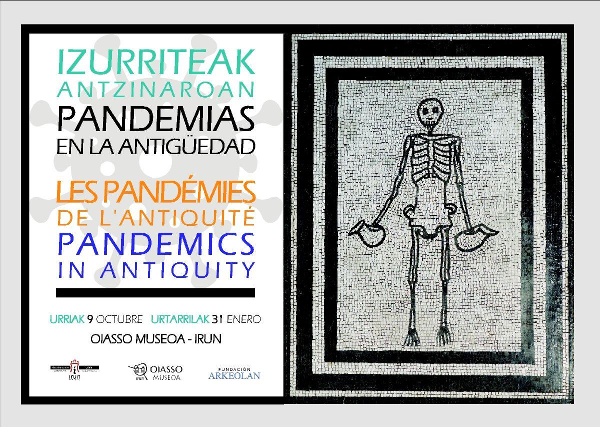 Musée Oiasso à Irun: les pandémies durant l'Antiquité