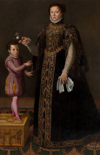 Portrait florentin à l'enfant (sans nom).JPG