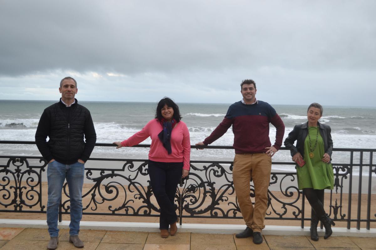 Biarritz: un GIE «Congrès» unique en France