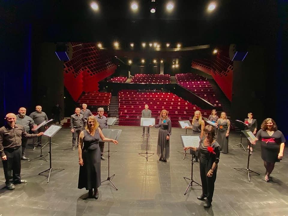 zzManif2 Répétitions du choeur Ascèse au Théâtre Quintaou à Anglet.jpg
