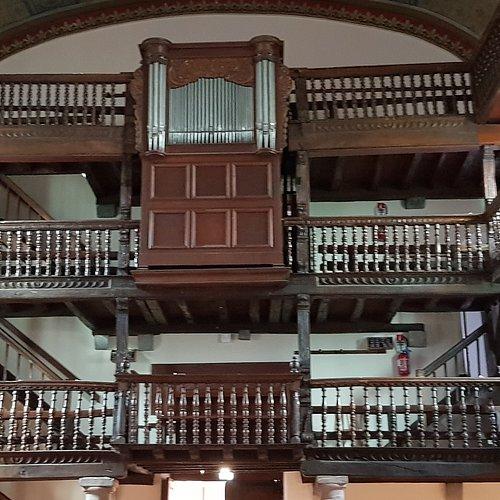 Cambo: doter l'église Saint-Laurent d'un orgue de qualité