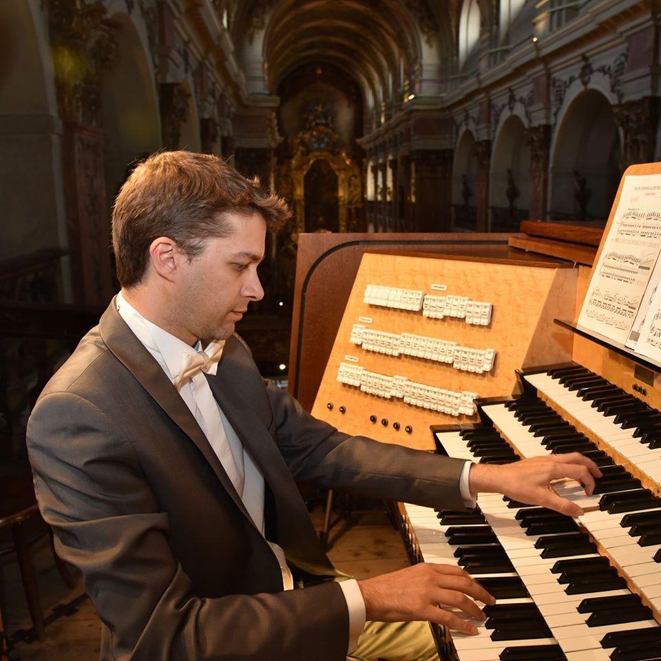 Hendaye : concert de Jean Baptiste Dupont, organiste à la cathédrale de Bordeaux