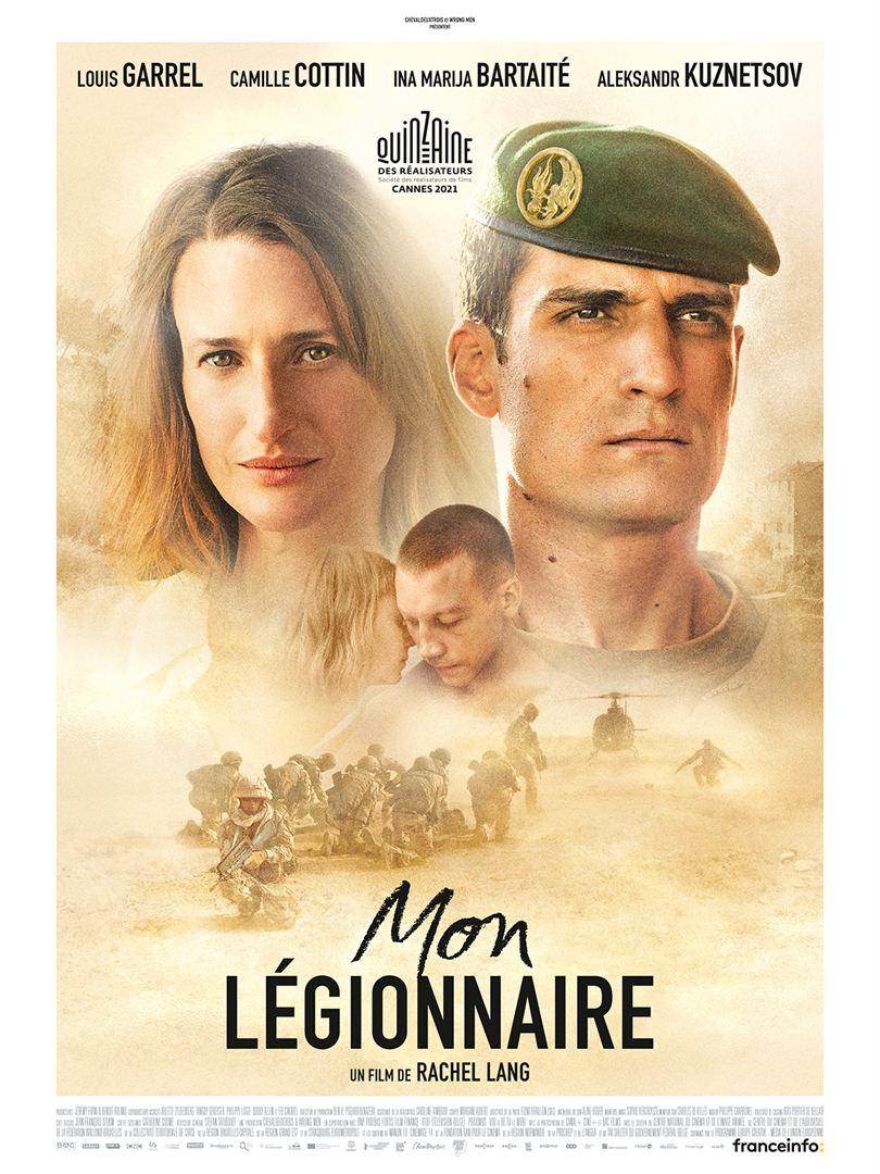 Mon légionnaire (107') - Film franco-belge de Rachel Lang