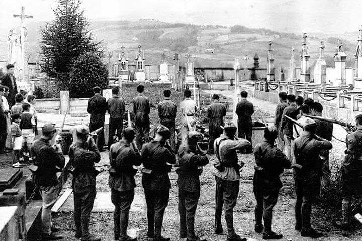 Terreur et massacres en Espagne dans les années trente
