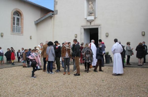 """Journée """"portes ouvertes"""" au séminaire de Bayonne"""