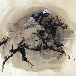 Hubert de Watrigant : un grand maître de la voltige sur les toiles