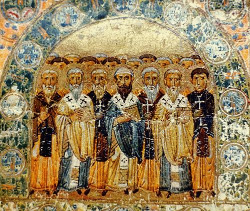 Les Pères de l'Église