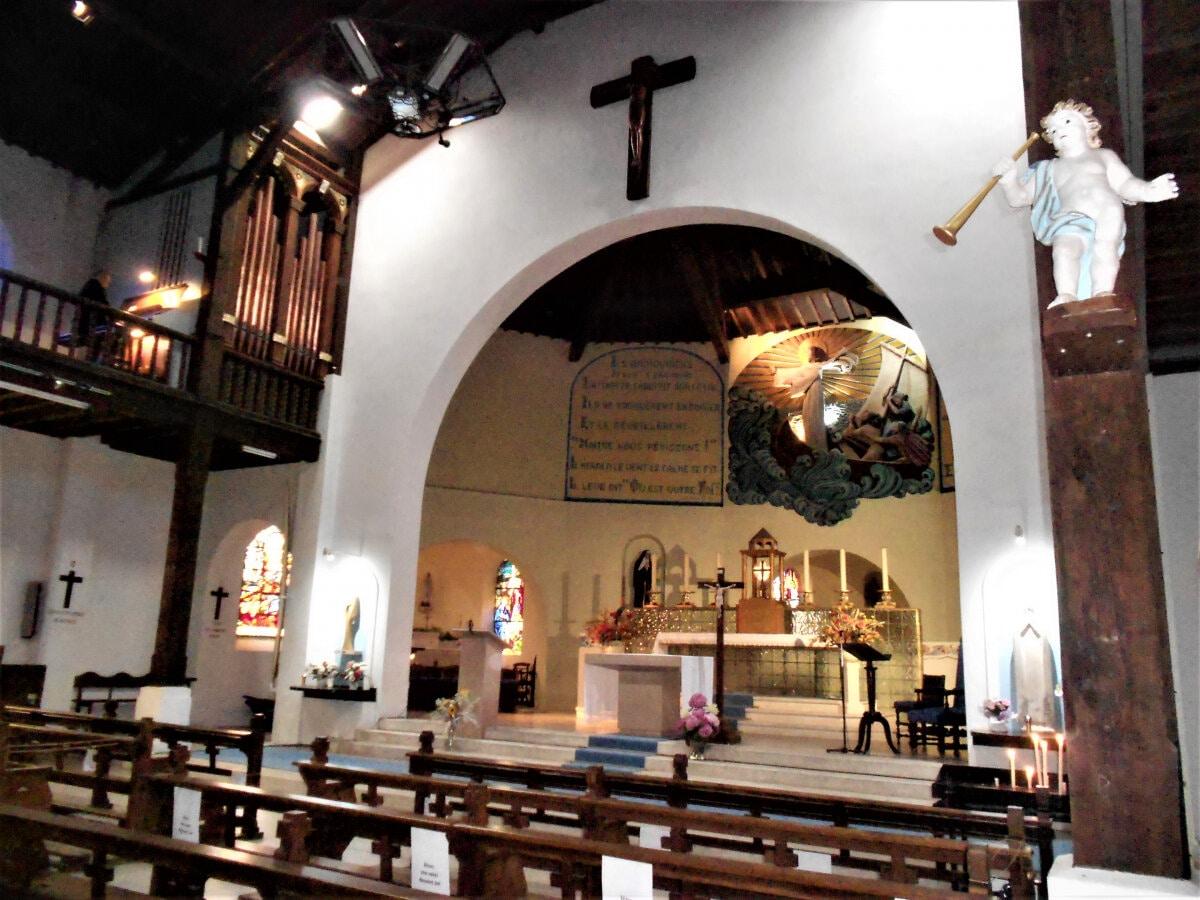 Hendaye : inauguration de l'orgue de l'église Sainte-Anne