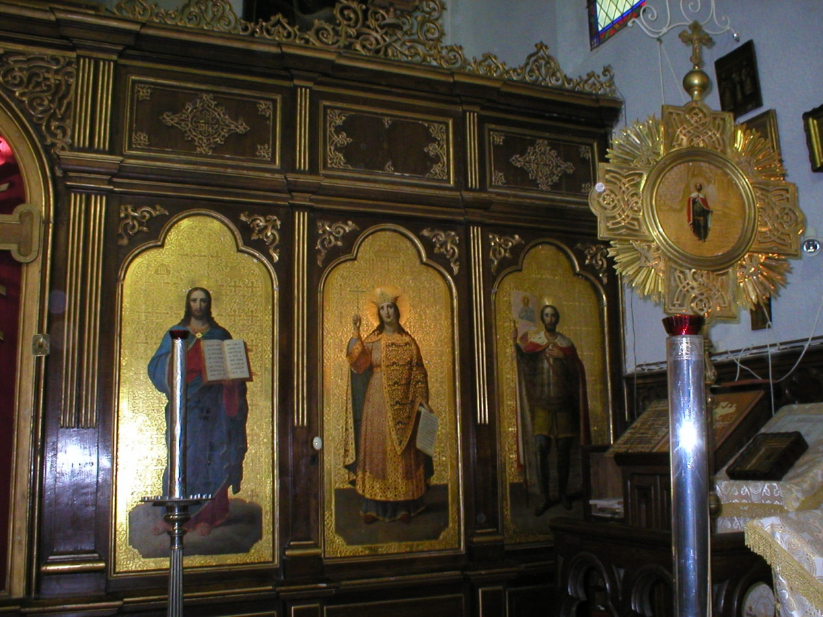 zTradition2 Eglise St-Alexandre Nevsky à Pau détail de l'iconostase.jpg