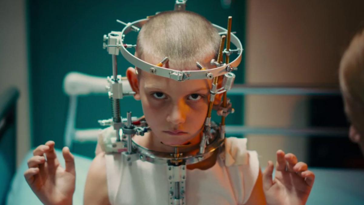 Titane (108') - Film français de Julia Ducournau
