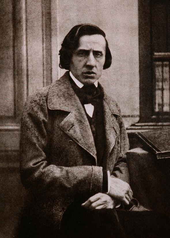 zHistoire2 célèbre daguerréotype de Chopin pris par Louis-Auguste Bisson à Paris vers 1847.jpeg