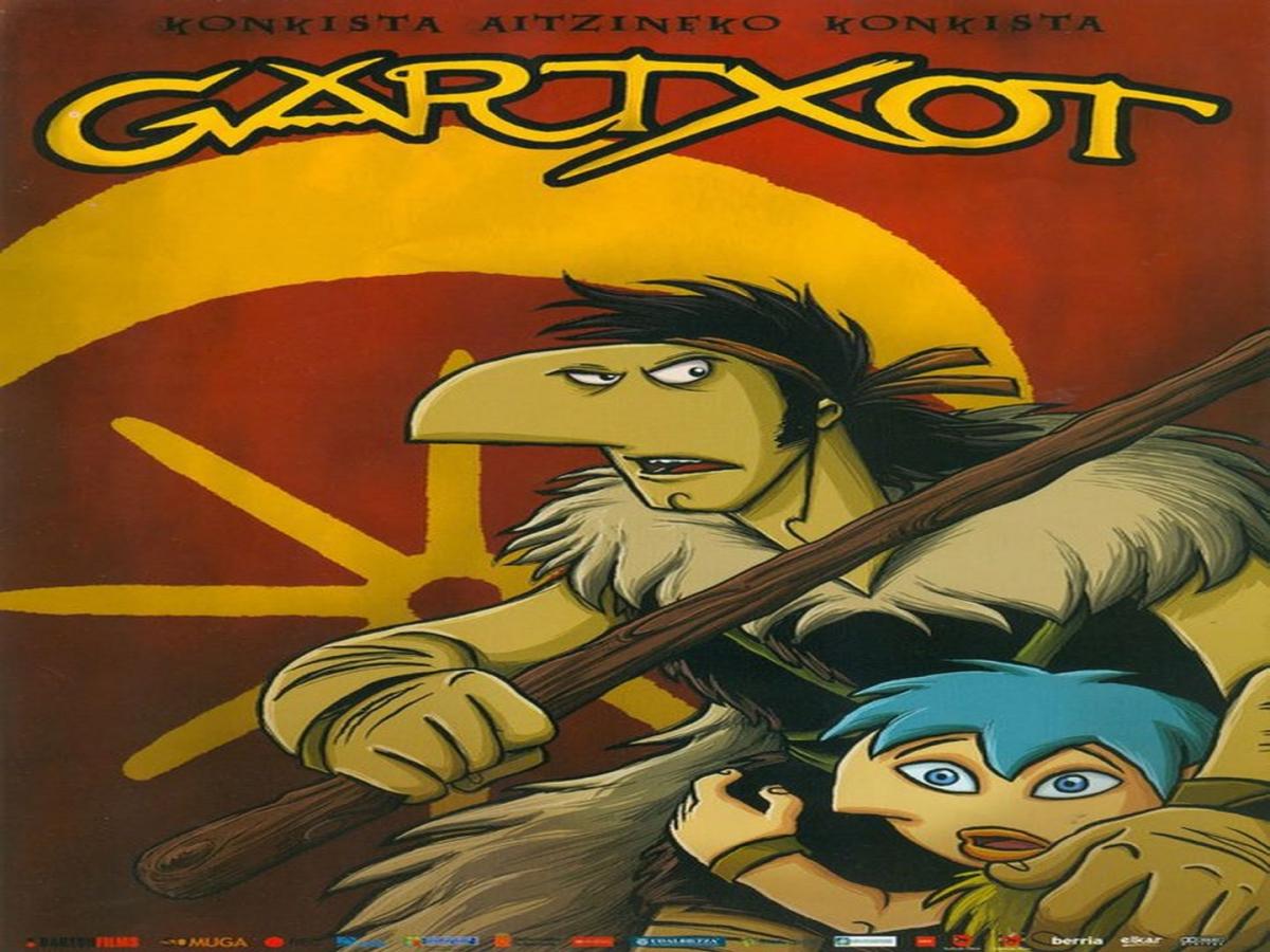 Le dessin animé «Gartxot», un exemple de désinformation contre l'église basque