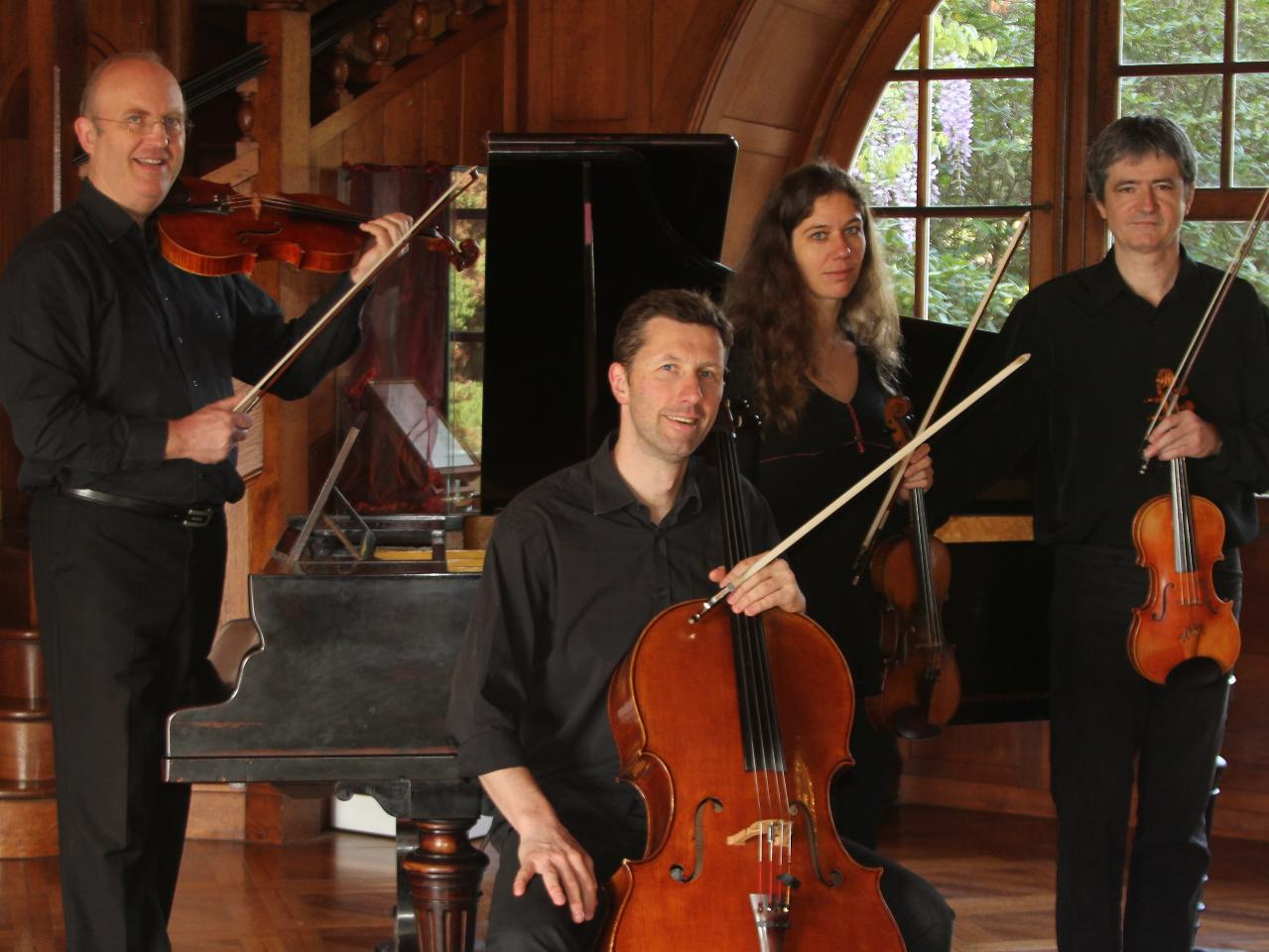 Quatuor Arnaga