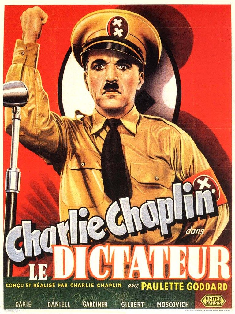 En attendant la fin du confinement: Le Dictateur (1940) de Charlie Chaplin (2ème partie / fin)