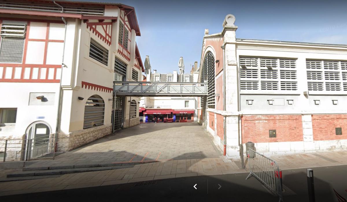 Biarritz: les Halles à travers l'histoire de la ville