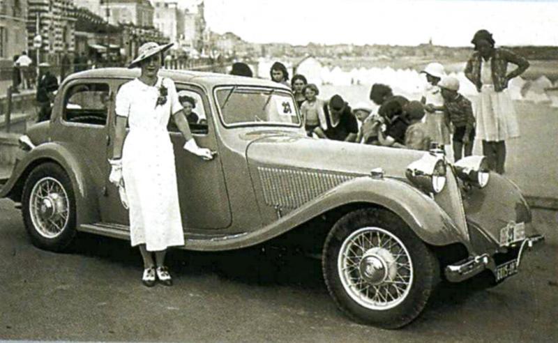 """La """"Saison de velours"""": quand l'élégance automobile revient à Biarritz"""