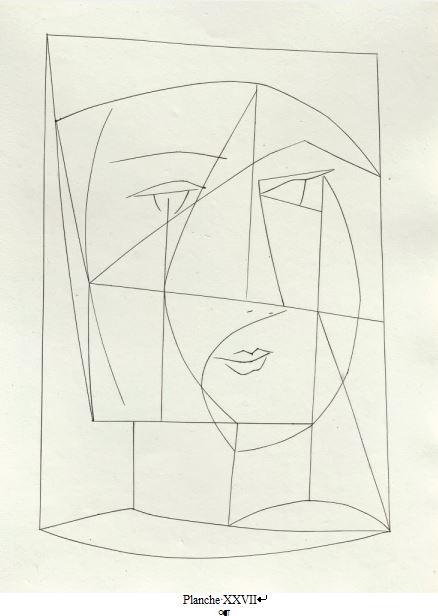 « Carmen » sous le burin de Picasso