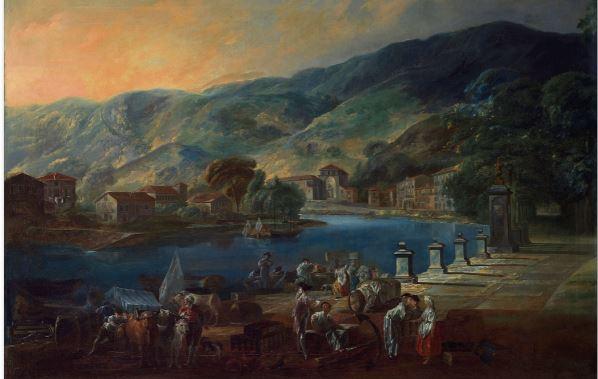 Luis Paret, un grand peintre du XVIIIème espagnol à Bilbao