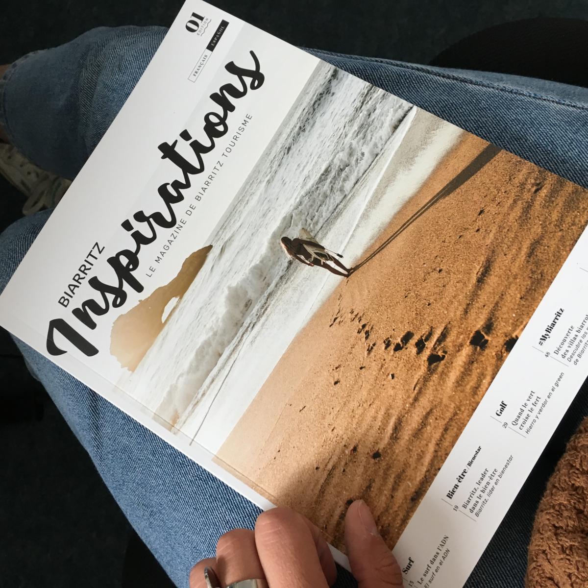 Trophées de la Communication : le magazine « Biarritz Inspirations », premier prix !