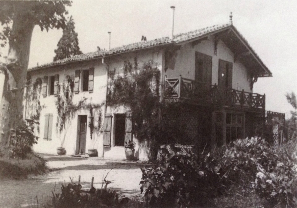 Dotezakenia ou Arditeya à Cambo
