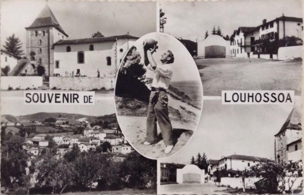Louhossoa, ancré dans l'histoire du Pays Basque