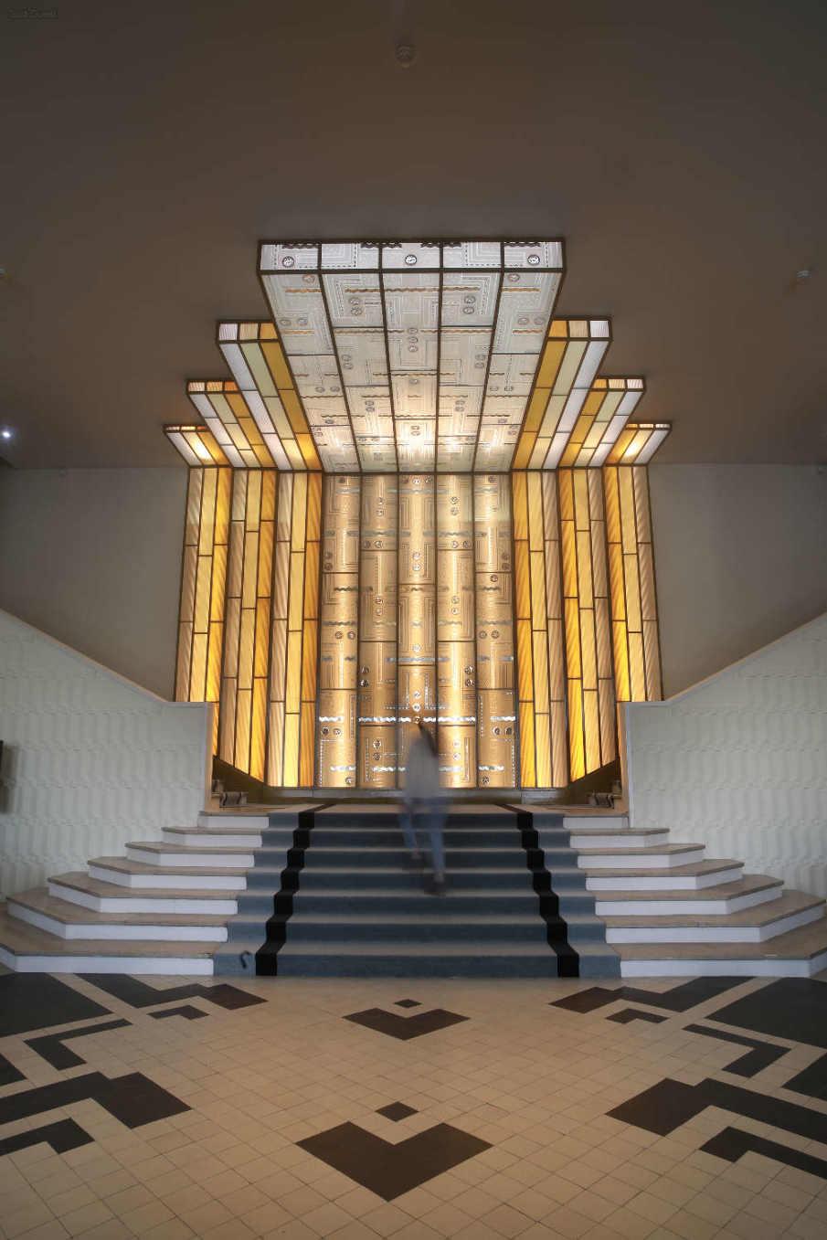 Dax : Lumière Art Déco retrouvée à l'hôtel Splendid !