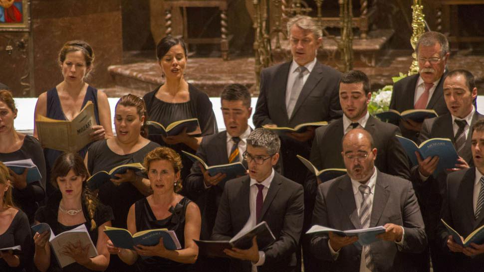 Saint-Pée: Bach par le renommé «Conductus Ensemble»