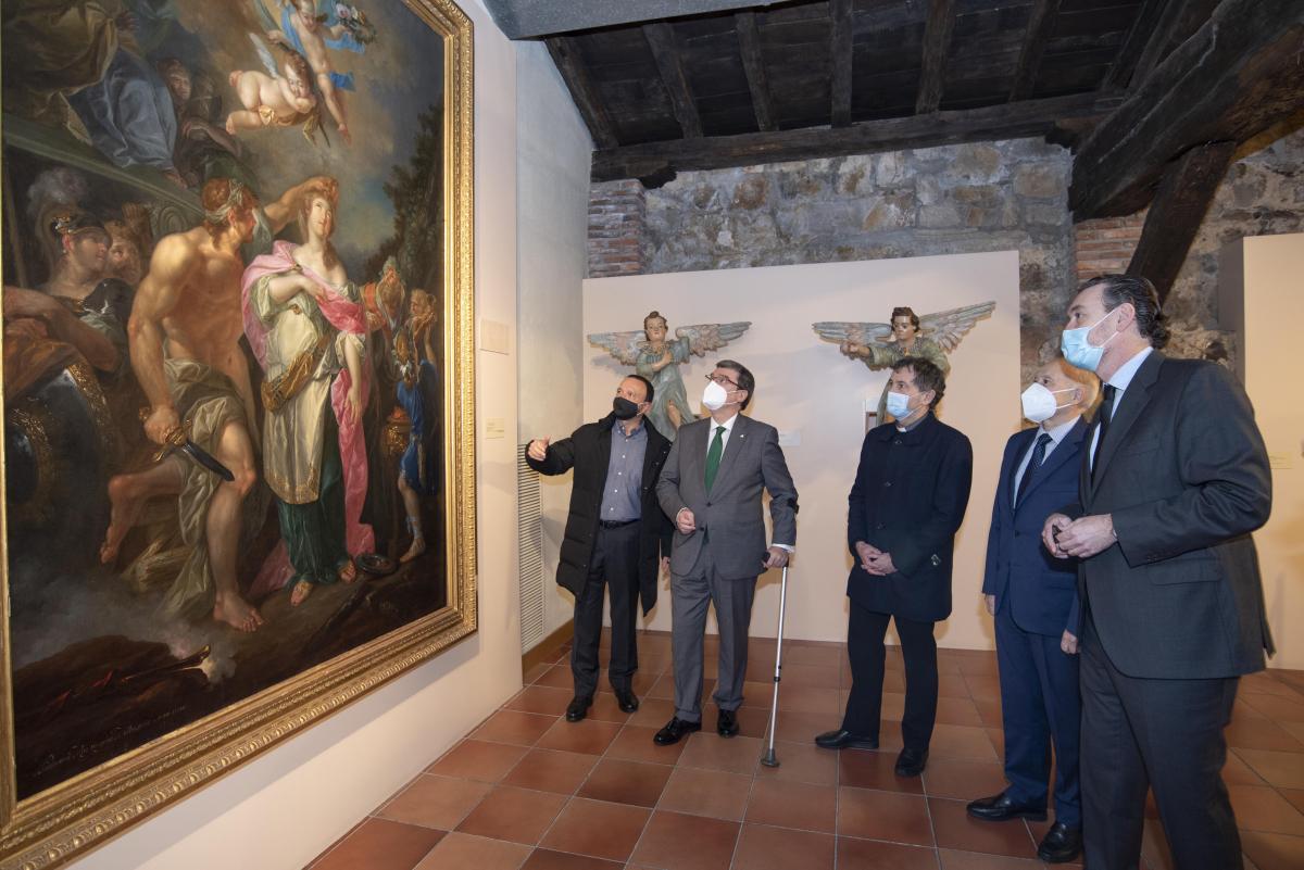 L'actualité régionale : musées de Bilbao et Pampelune, Pau Hunt
