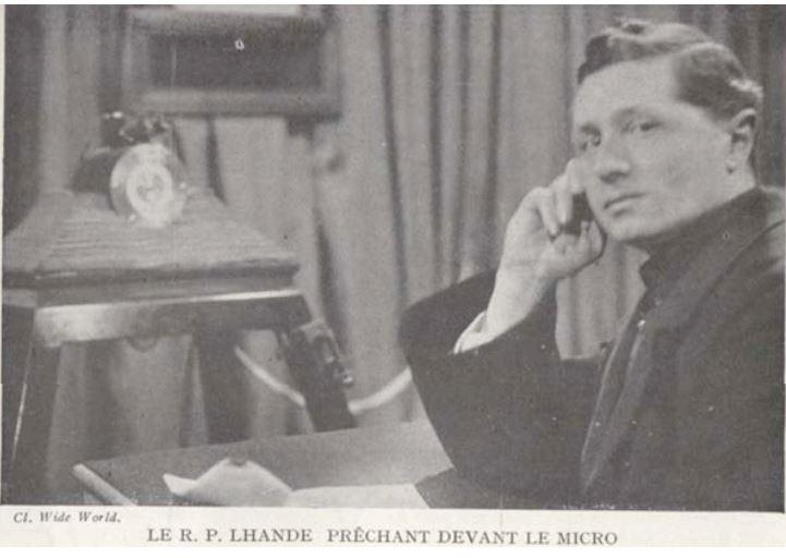 Pierre Lhande Héguy, jésuite basque