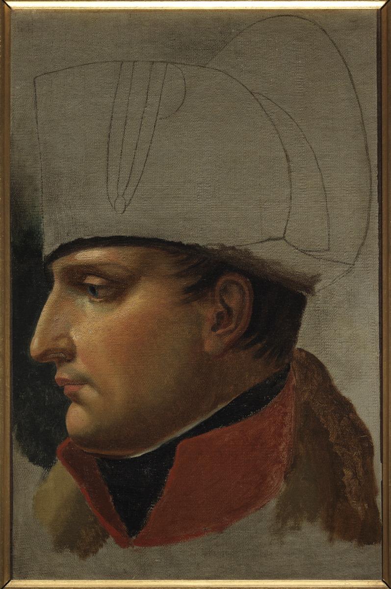 Musée Bonnat-Helleu : l'ascension napoléonienne par Girodet