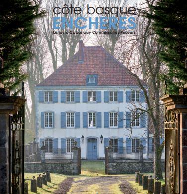 Côte Basque Enchères : Vendredi 26 et samedi 27 février,  mobilier autour d'un château Landais