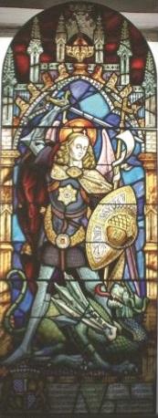 St Michel par Mauméjean offert au  Musée Basque.JPG
