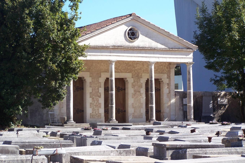 Le cimetière juif de Bayonne au fil d'une  conférence au Musée Basque