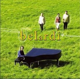 Archives musicales : le récital du trio vocal Belardi à Saint-Palais, mars 2002