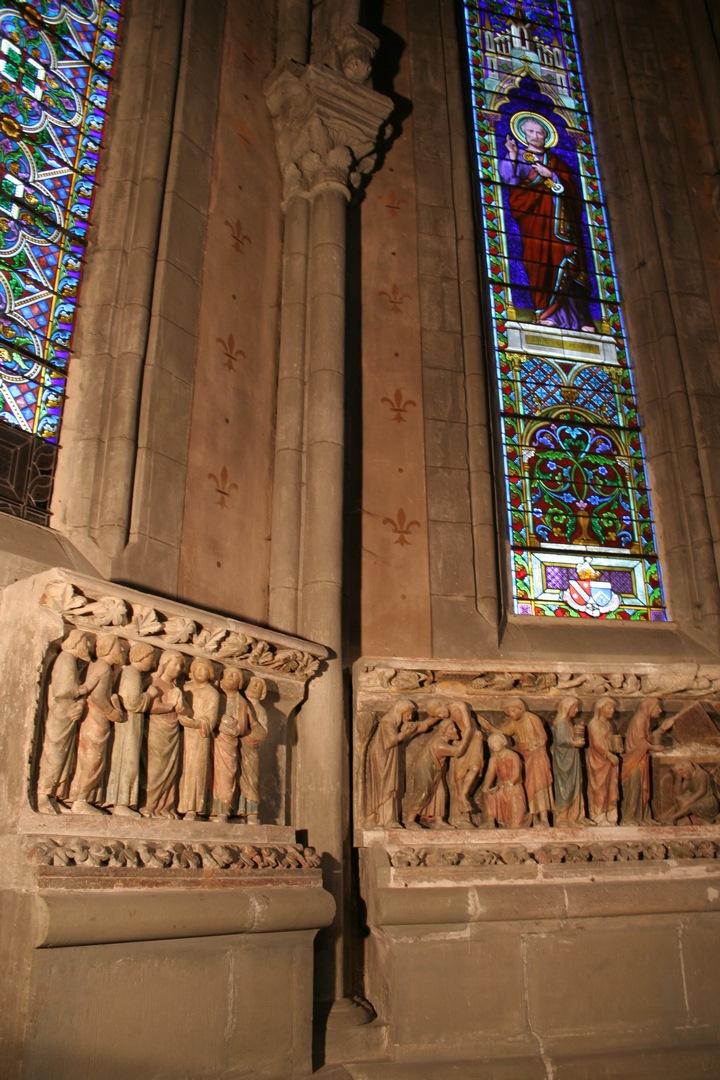 Les saintes femmes au tombeau en ce temps pascal