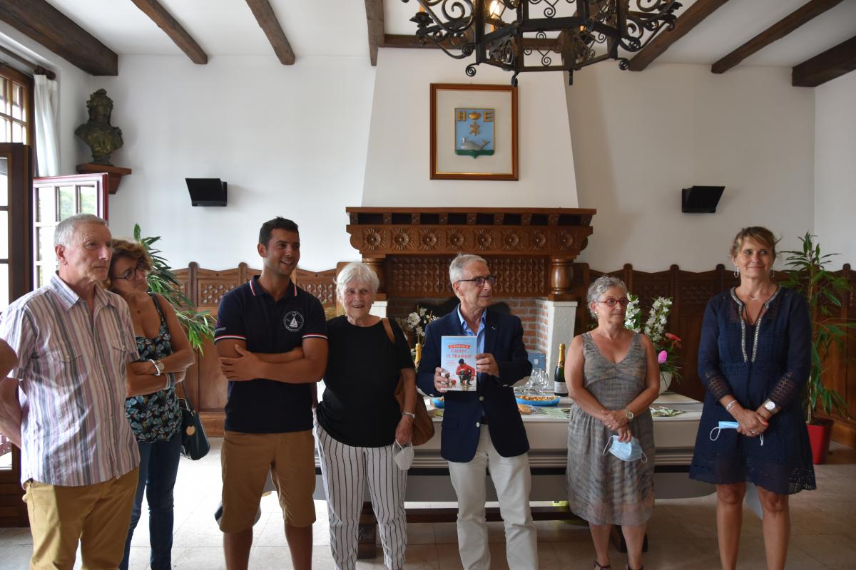 Hendaye: le prix Pierre Loti 2020 décerné à Guirec Soudée