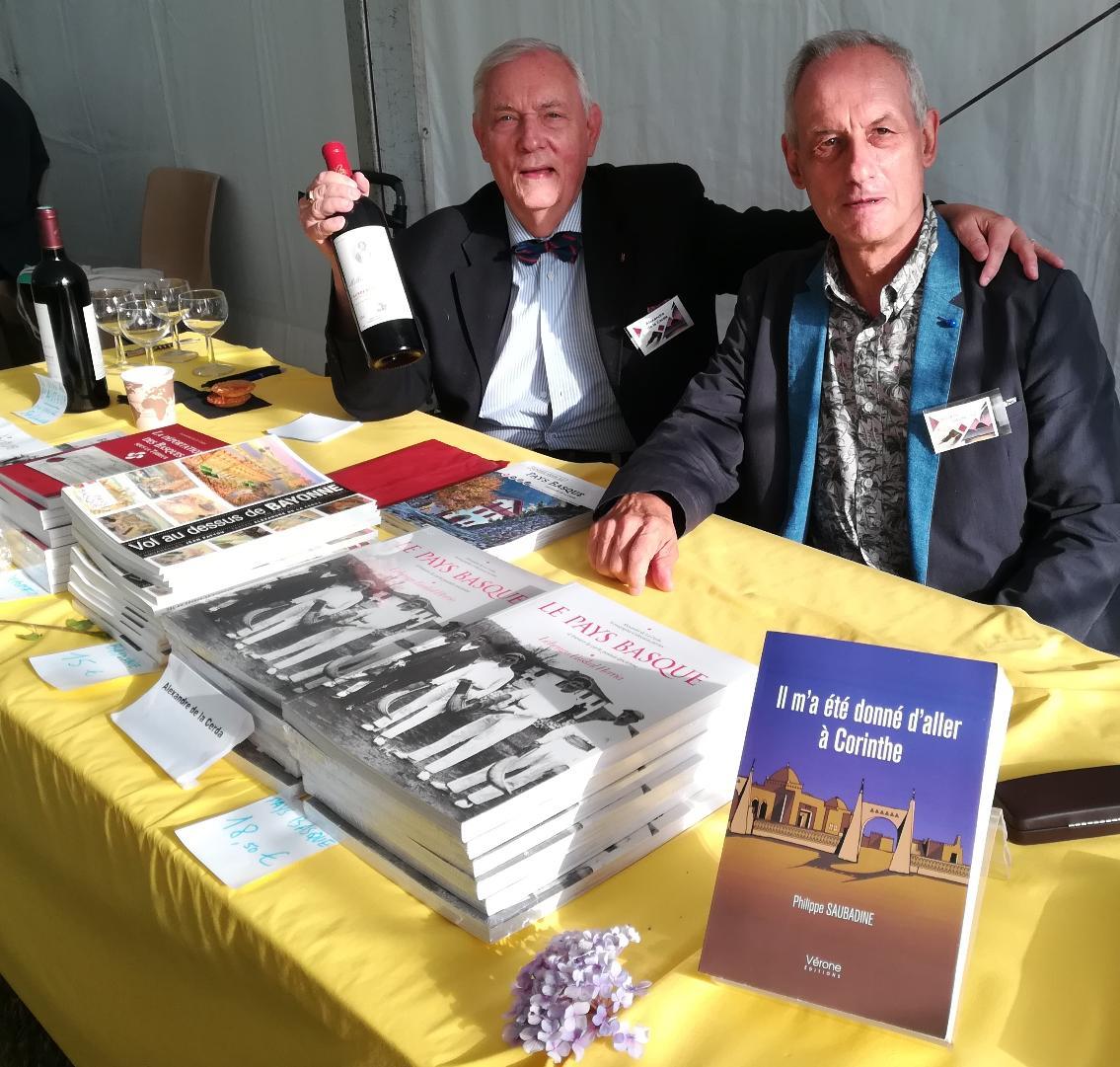 Cambo : le 2ème Salon « Arnaga, le jardin des livres »
