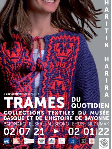 Le textile, une tradition du  Pays Basque aujourd'hui fragilisée