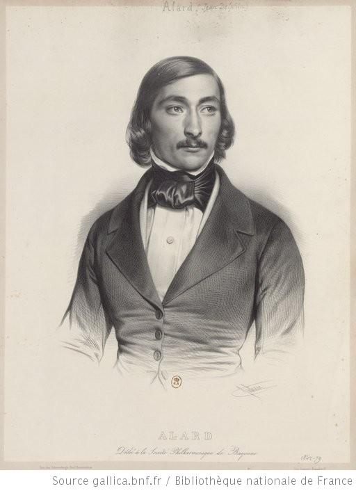 Jean-Delphin Alard, un grand virtuose bayonnais