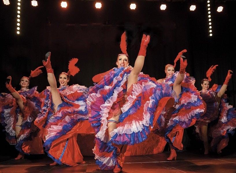 Le Grand Cabaret de la Saint Sylvestre à Biarritz, pour terminer l'année
