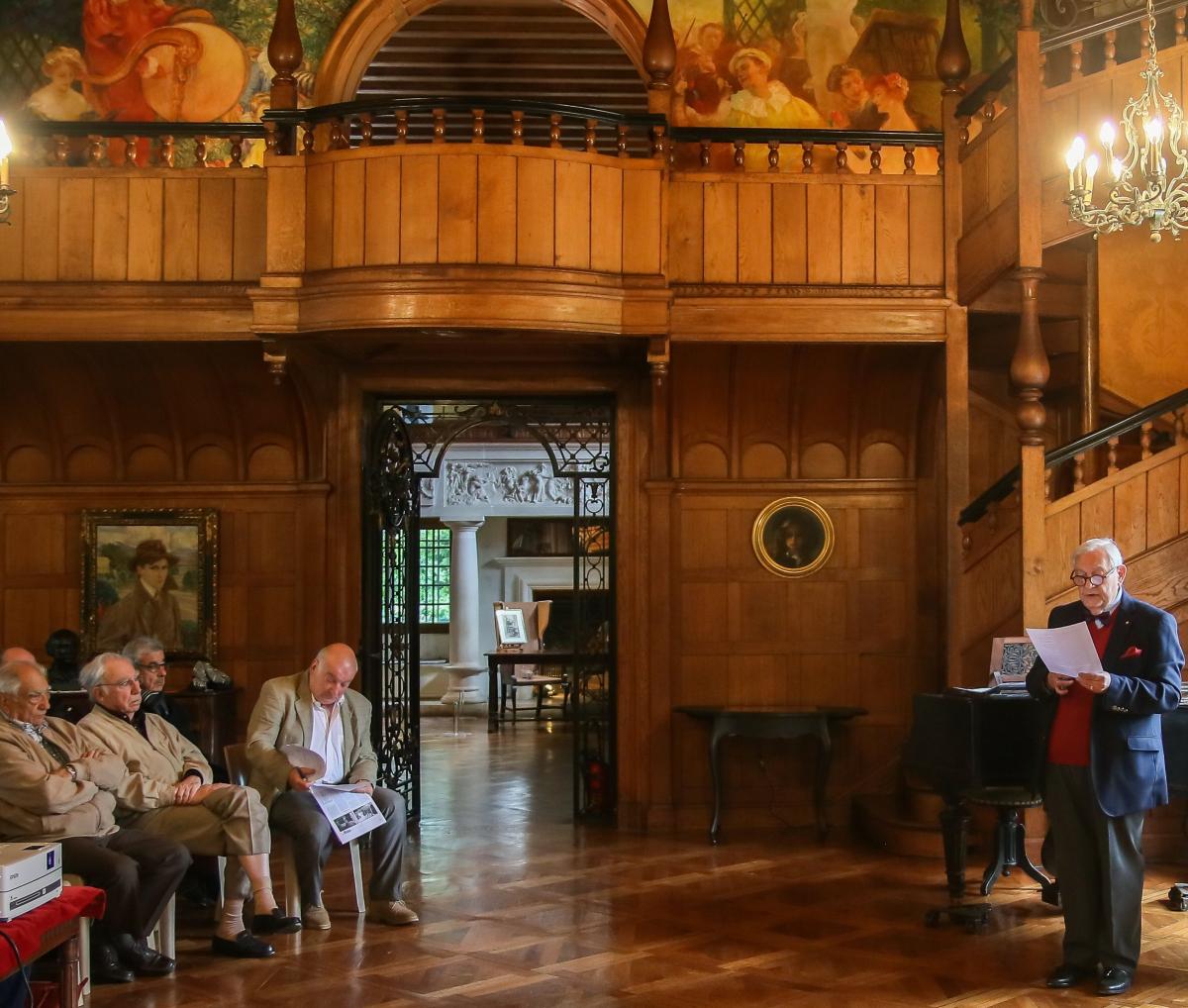 Arnaga ce samedi à 18h : Edmond Rostand, Léon Bonnat et l'Alliance franco-russe