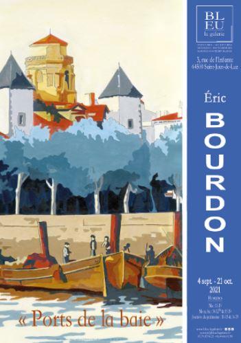 Evasion autour de la baie luzienne avec le peintre Eric Bourdon