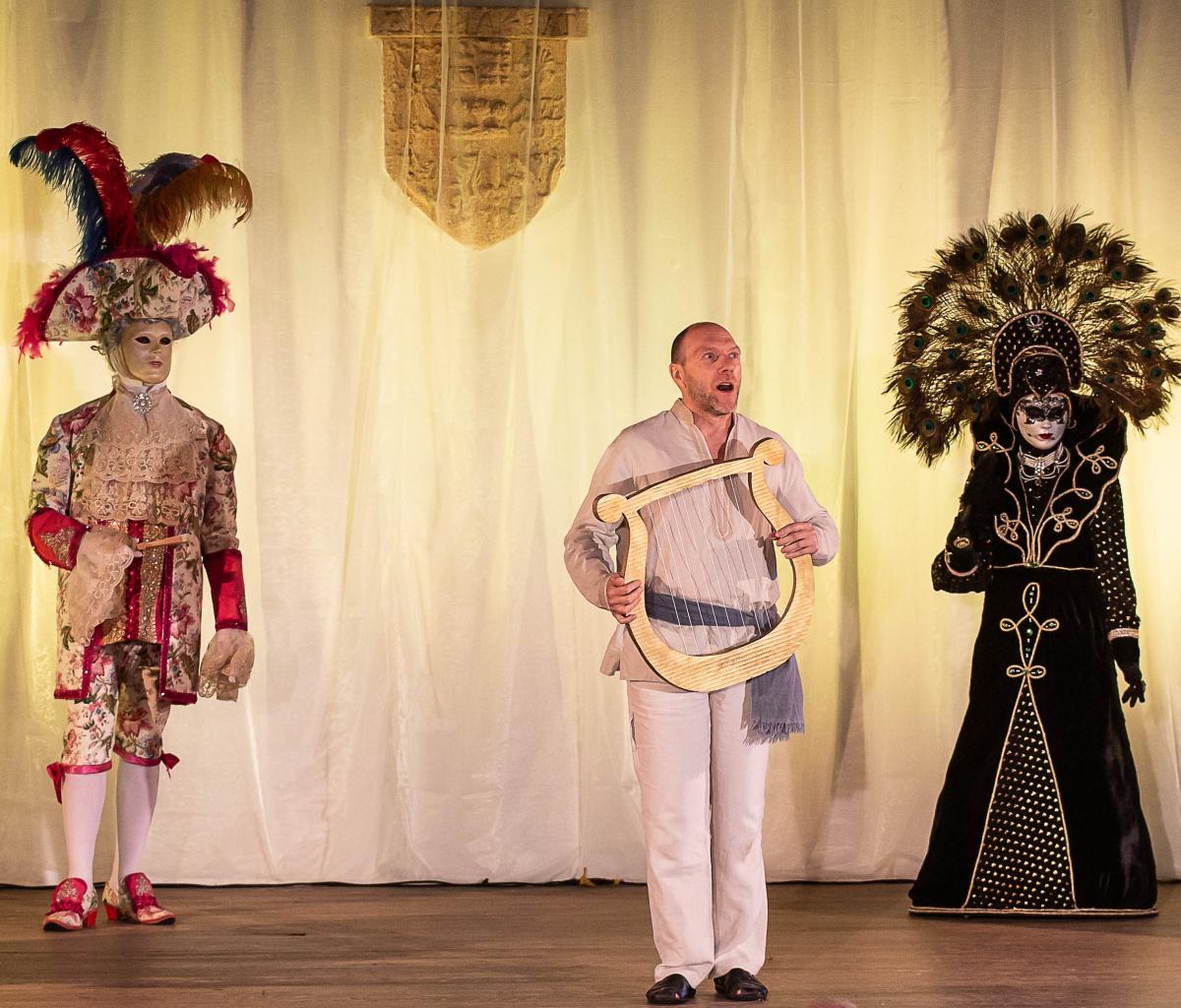 Le succès d'«Orphée», la première Nuit Lyrique d'Arcangues