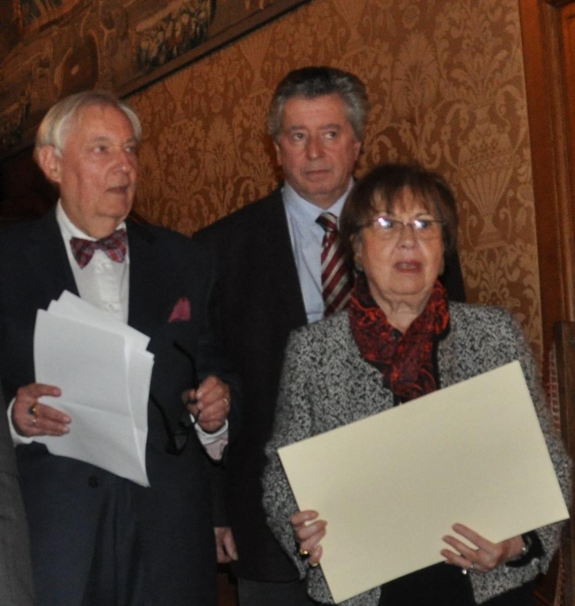 L'historienne Josette Pontet entre à l'Académie de Bordeaux