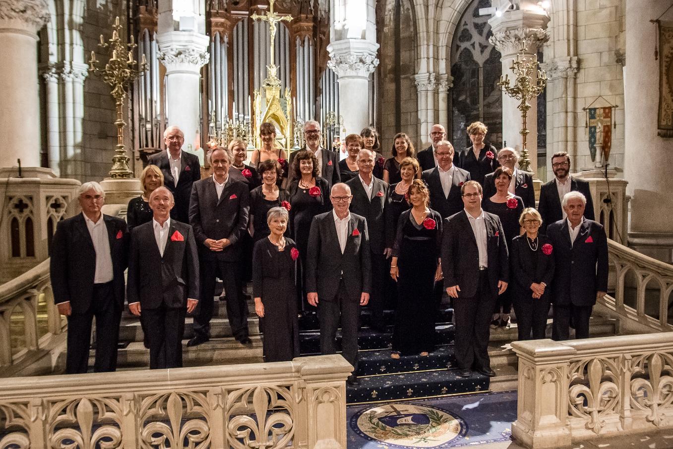 Chœurs angloy et argentin de concert